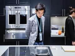 """""""海尔系""""厨电全球协同:通用家电进博会展示黑科技"""