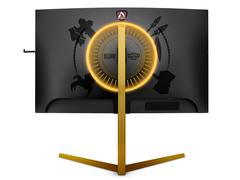 """跨界""""经典"""" AGON爱攻x《魔兽争霸III:重制版》推出定制款显示器"""