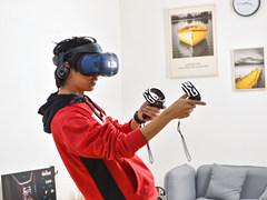 游戏发烧友的高阶玩具 HTC VIVE Cosmos评测