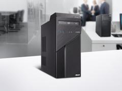坚固可靠 华硕商用D425MC台式电脑助力安全校园