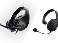 HyperX全新发布两款PS4官方授权认证游戏耳机