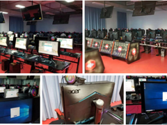 走进电竞网咖与高校课堂,Acer电竞显示器助力电竞产业发展