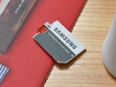 读写超快速/价格超实惠 三星EVO升级版+存储卡体验