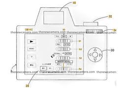 相机内置镜头菜单选项,尼康新专利有点儿意思!