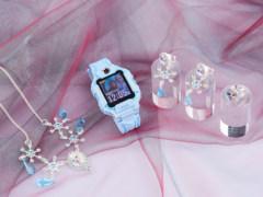 小天才电话手表Z6冰雪奇缘珍藏款体验:圆孩子一个公主梦