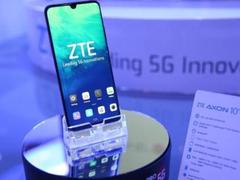 中兴将在明年推出10款5G手机:目标重回市场主流