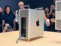 苹果Mac Pro并非全在美国造:欧洲买家收到中国组装产品