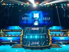 AMD护航NEST Pro Series 2019全球总决赛