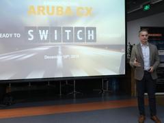 从边缘到云端的网络新体验,Aruba CX下一代交换平台重磅发布