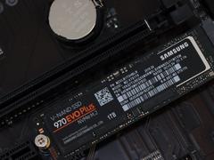 建模/设计师首选!三星NVMe SSD 970 EVO Plus燃冬价449元起