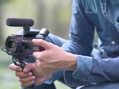 Vlog进阶拍摄利器 索尼FDR-AX60博主必备