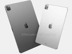 苹果新款iPad Pro配置曝光:ToF 3D传感器+双镜头相机