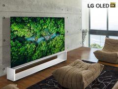 都是大屏 LG将携八款8K智能电视亮相CES 2020