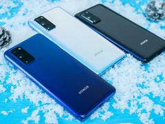 1月热门手机推荐:双模5G已经成标准配置