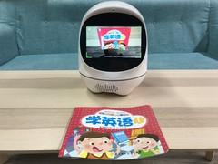 家长孩子都喜欢 阿尔法蛋大蛋2.0 AI学习机器人图赏