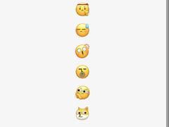 微信手机端新增多款表情,吃瓜、狗头均上线
