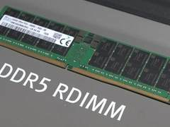 搭配Sapphire Rapids的DDR5内存来了,可惜要换全新288引脚