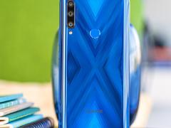 荣耀9X印度发布:麒麟710F+背面指纹识别