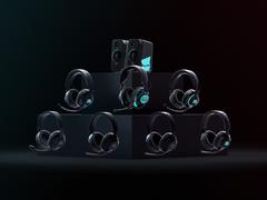 JBL QUANTUM系列耳机产品亮相CES 2020, 升级游戏体验