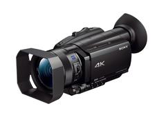 好东西要分享 索尼FDR-AX700企业直播新选择