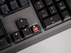 悬浮键帽出众手感 雷神娜迦海妖Cherry轴机械键盘评测