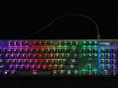 这个自定义功能我能玩一年! HyperX起源RGB游戏机械键盘