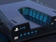疑似索尼PS 5开发机外观曝光,或将年末发售