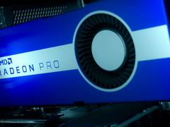AMD发力专业显卡:全新Radeon Pro W5500曝光