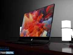 苹果新专利:柔性玻璃外屏或用于iMac Pro
