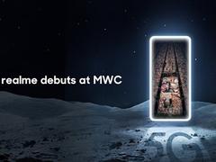 realme参展MWC 将发布骁龙865+LDPPR5旗舰