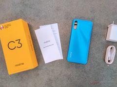 realme C3上手:大电池拍照好 高性价比入门级手机