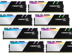 芝奇发布256GB DDR4-3600内存套装:专供64核心撕裂者3990X