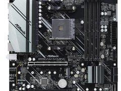 华擎B550AM GAMING主板现身 支持PCIe 4.0