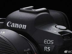 9支RF镜头加持 佳能EOS R5的魅力十足