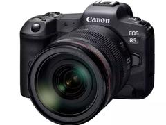 好消息!佳能新一代全画幅专微相机EOS R5正在火热开发中!