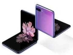 三星Galaxy Z Flip手机国行尝鲜价公布:8+256GB,12499元