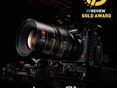 LUMIX S1H获得了DP REVIEW金奖!