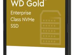 面向中小企业,西部数据发布金盘系列NVMe SSD新品