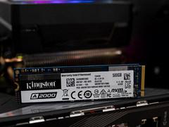 玩游戏比较卡,存储空间也不够?金士顿这两款固态硬盘为你搞定一切