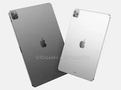 实锤!苹果新款iPad Pro现身数据库,发布在即