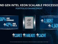 超越数据中心CPU,英特尔至强其实是一张豪华生态门票