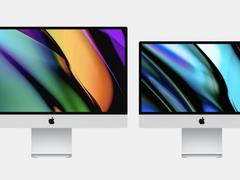 """全新iMac概念图曝光:和""""边框跑马""""说再见!"""