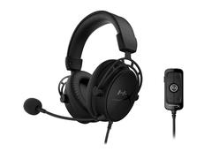 HyperX推出曜石黑配色款阿尔法加强版游戏耳机
