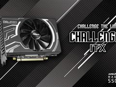 华擎发布首款7nm AMD ITX显卡,仅长17.8cm