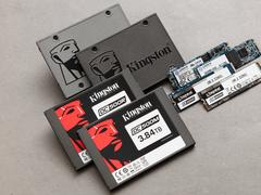 金士顿固态硬盘渠道出货量再创新高