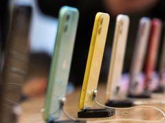 全球手机市场持续下滑,苹果等厂商均降低出货目标