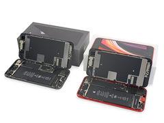 拆解iPhone SE,多数零件与iPhone 8相同