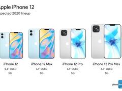 4580元起,iPhone12全系外形、售价曝光