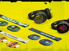 赛睿推出《赛博朋克2077》定制无线耳机