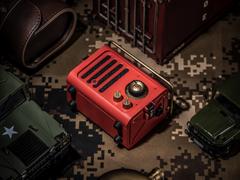 猫王中国红限定款音箱预售,京东限量发售618台